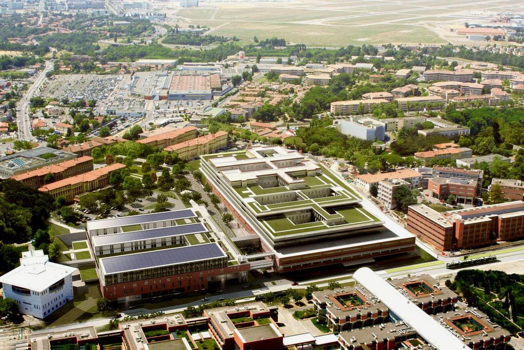 University Hospital Center of Toulouse, Pierre-Paul Riquet Hospital