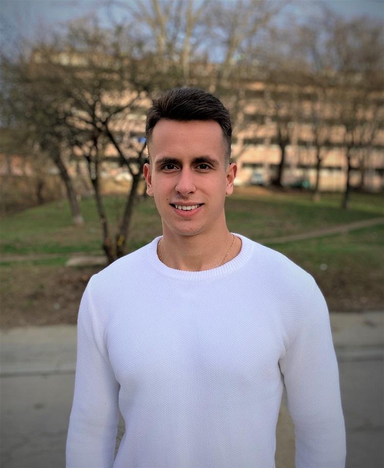 Aleksa Zubelić - III godina