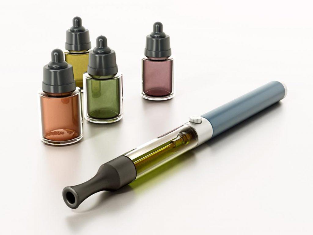 Klasičan primer e-cigarete sa tečnim punjenjem.