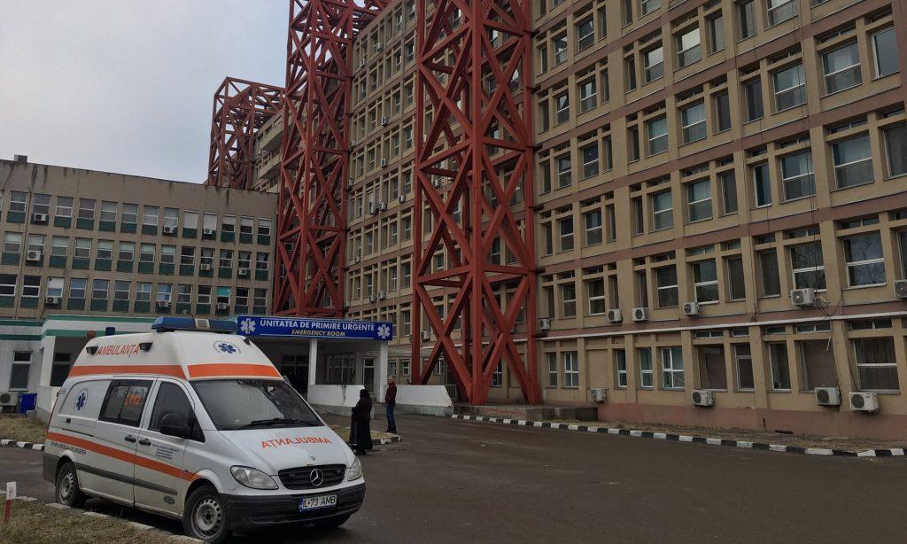 Bolnica u Sloboziji. Foto: Shaun Walker/The Guardian