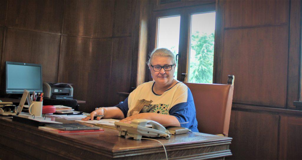 Prof. dr Tatjana Pekmezović, prodekanka za nauku Medicinskog fakulteta Univerziteta u Beogradu (foto: Natalija Pavlović)